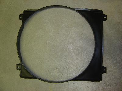 Cooling System Radiator Fan Shrouds 69 Mopar B C Body
