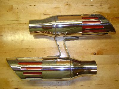 Exhaust Exhaust Tips 1971 1974 B Body Charger GTX