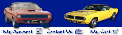 69-75 Mopar A B C E Body Cuda Challenger GTX OEM Correct Key Set